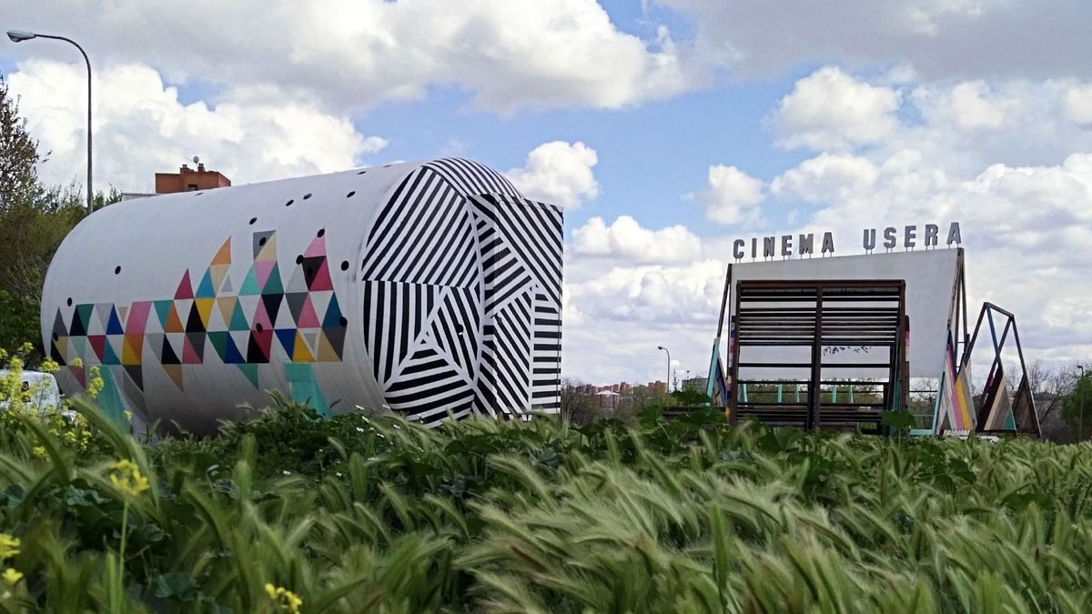 Las instalaciones del Cinema Usera, cuya gestión pasa a manos de una empresa.