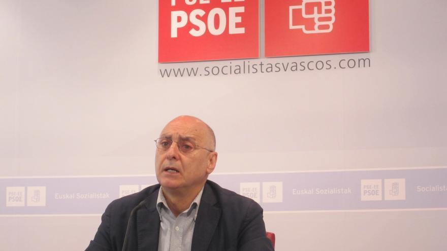 """PSE pide un debate y un pacto """"global"""" con PNV sobre fiscalidad, fraude, entramado institucional y reactivación"""