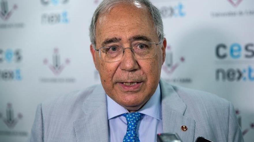Los rectores piden prudencia ante las acusaciones de plagio contra Pedro Sánchez