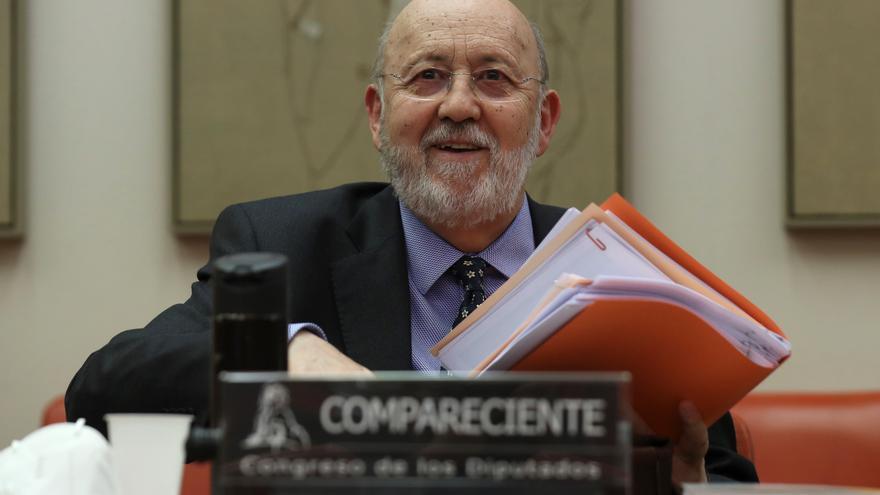 Archivo - El presidente del Centro de Investigaciones Sociológicas, José Felix Tezános
