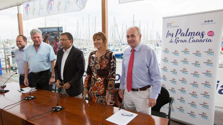 La Regata ARC de vela, Atlantic Rally for Cruisers, congregará en su trigésimo primera edición a 300 embarcaciones y 1.600 navegantes.