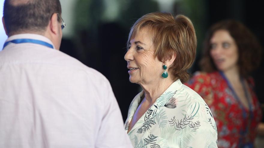 """Villalobos dice desconocer si Casado es de """"extrema derecha"""" pero asegura que """"muchos"""" de sus apoyos sí"""