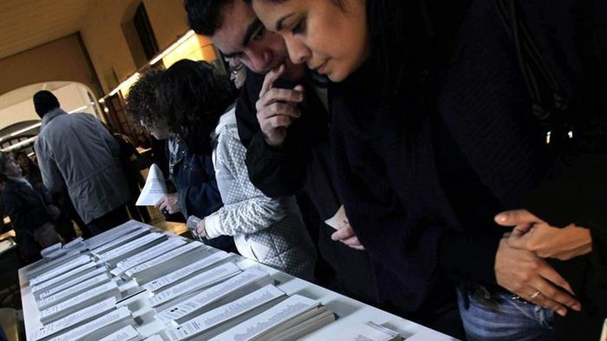 El CIS publica mañana la encuesta preelectoral de las elecciones catalanas