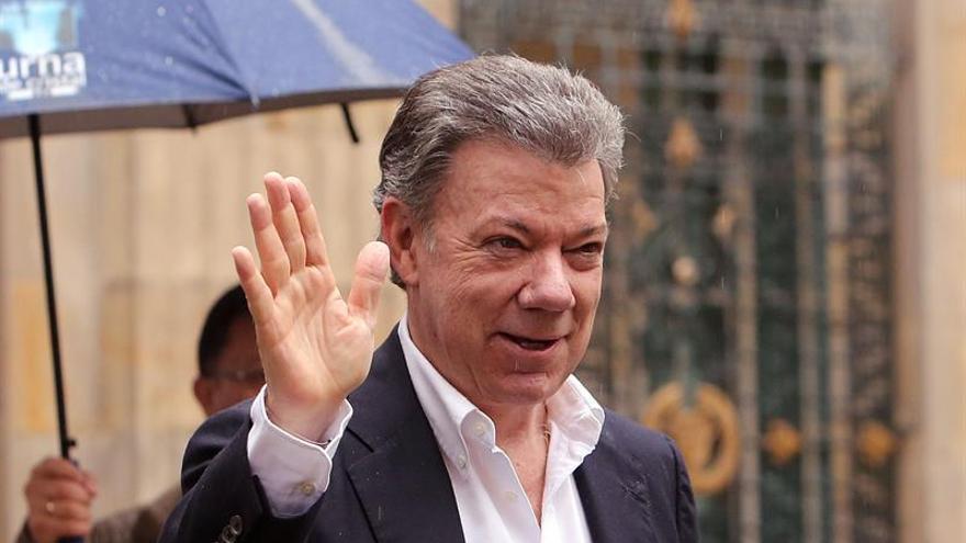 """Santos dice tras la victoria del """"no"""" que se abre una """"nueva realidad política"""""""