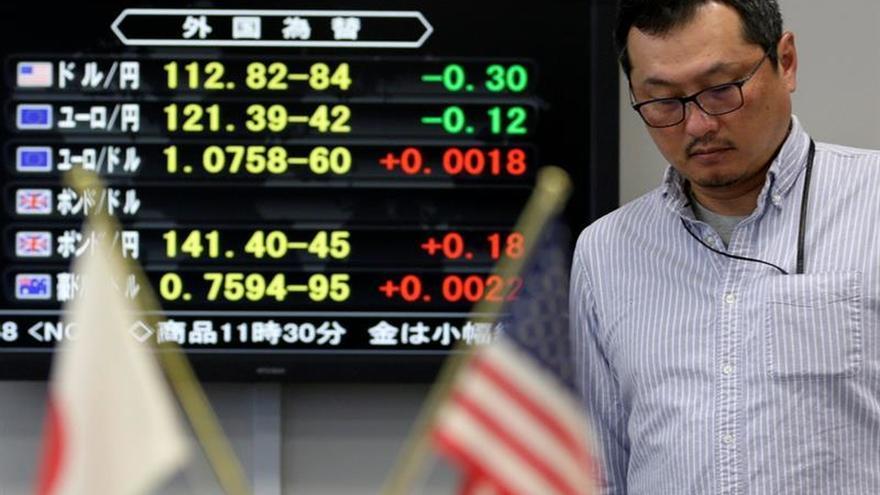 Tokio abre con una caída del 0,05 % hasta los 18.867,19 puntos