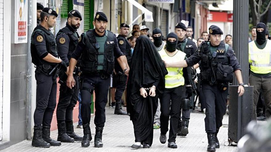 Confirman el procesamiento de una presunta yihadista detenida en Gandía