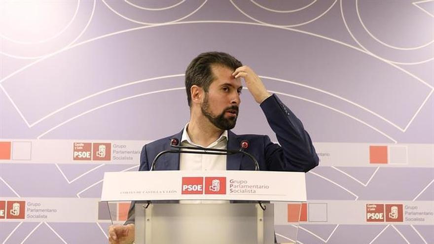 "Tudanca apela al voto de la militancia para salir de ""crisis histórica"""