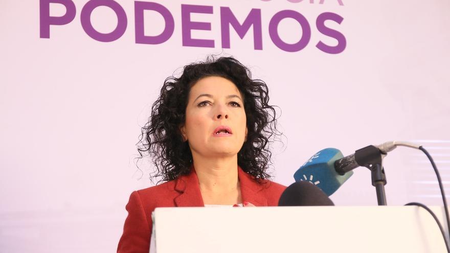 La senadora de Podemos Maribel Mora visitará este año las 13 cárceles andaluzas para evaluar su situación