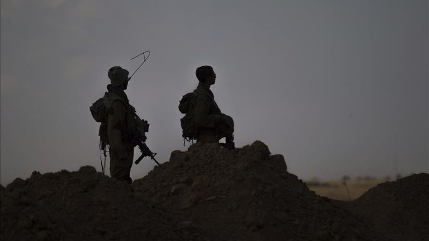 Israel retira sus fuerzas de la franja de Gaza