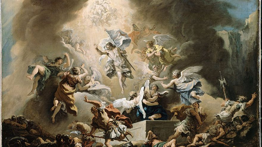 'La Resurrección', de Sebastiano Ricci / Google Art Project
