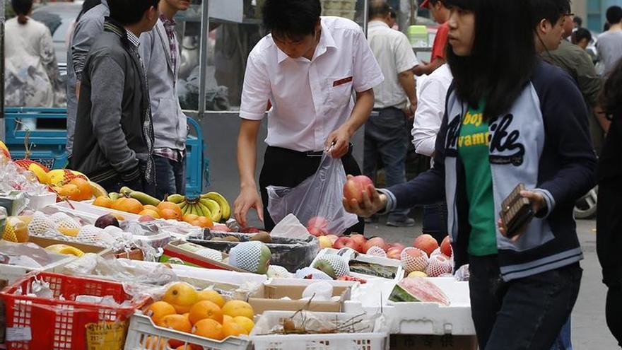 Las ventas minoristas suben un 10,4 % en China en el primer semestre