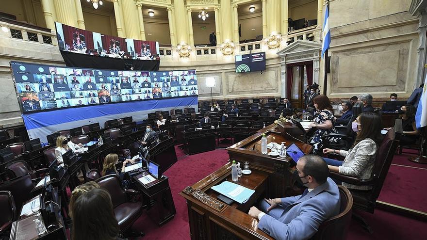 Convocan a la primera sesión extraordinaria en el Senado para tratar pliegos de jueces y la ley de la Competencia