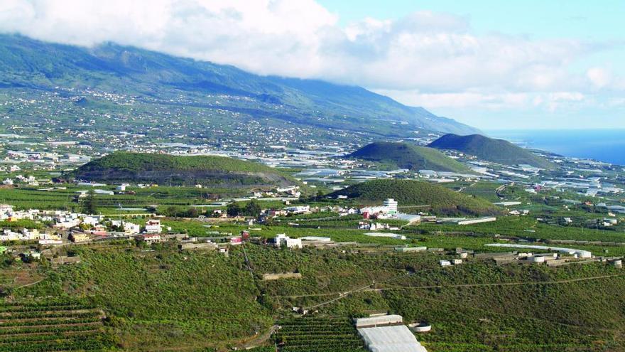 Monumento Natural de los Volcanes de Aridane.