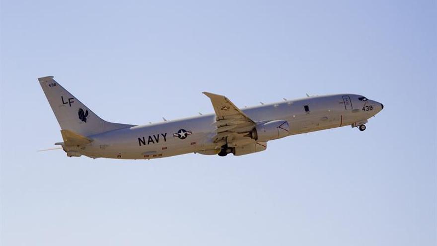 Rusia interceptó aviones espía de EEUU cerca de sus fronteras en el mar Negro