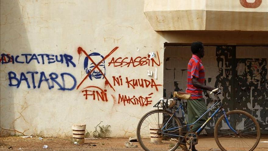 BURKINA FASO CRISIS