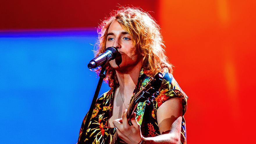 Manel Navarro en Eurovisión