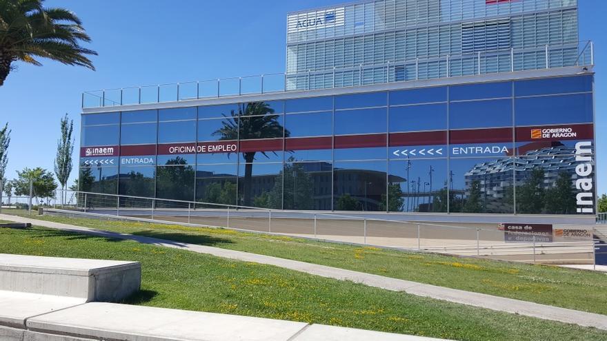 Sede de la Dirección Provincial del INAEM en Zaragoza