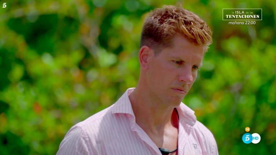 Carlos, en 'La isla de las tentaciones 3'