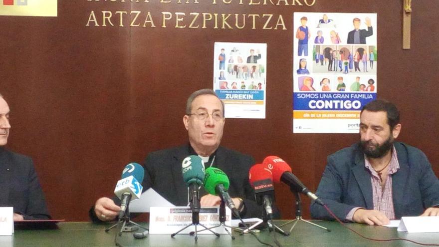 """El Arzobispo de Pamplona dice que le """"gustaría que los padres pudieran elegir la educación que quieren para sus hijos"""""""