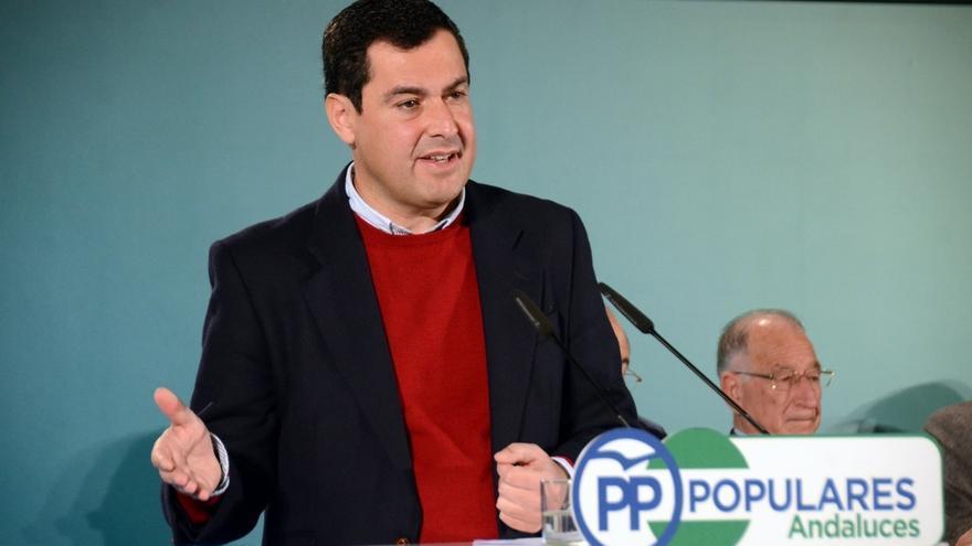 "Moreno reprocha a Díaz no esté haciendo ""nada"" para impedir un pacto de Sánchez ""con radicales e independentistas"""