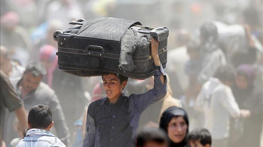 """MSF dice que agosto fue uno de los meses """"más sangrientos"""" en Siria"""