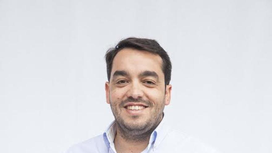 Antonio Rocha, portavoz del PP en el Ayuntamiento de Tazacorte.