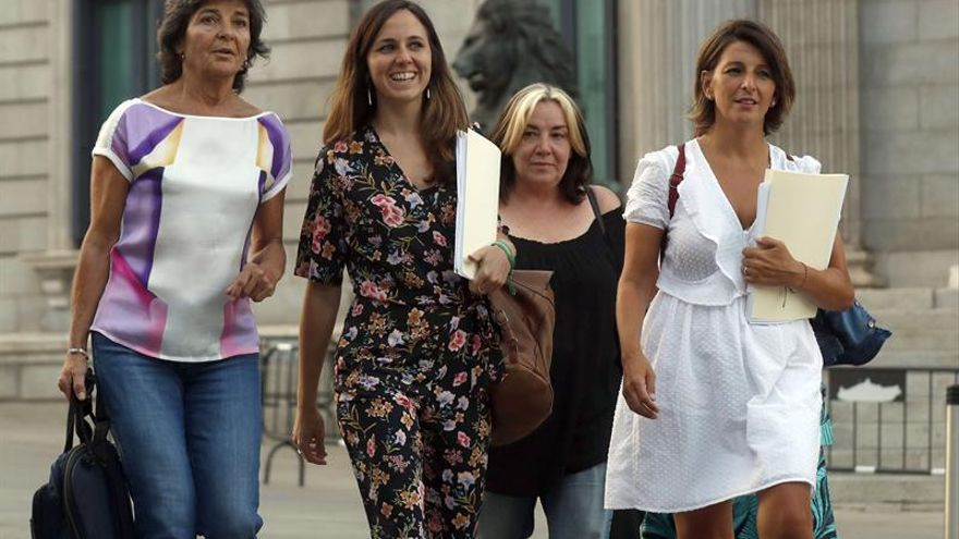 El Gobierno y Podemos abordan la sanidad en la negociación para los Presupuestos
