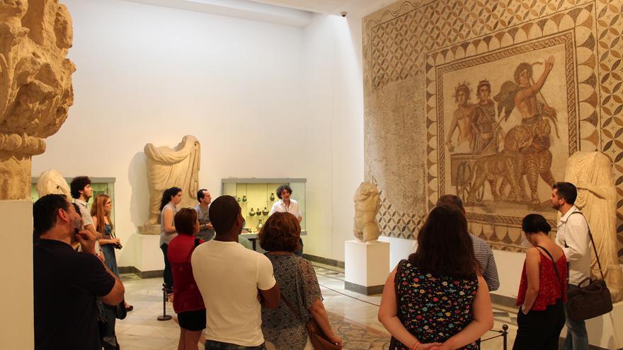 La Odisea de la Historia: La ruta sobre sexualidad y vino en Roma incluye una selección de piezas arqueológicas de contenido erótico