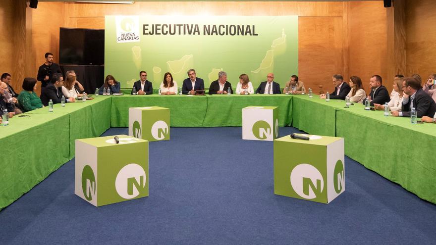 Ejecutiva de Nueva Canarias.