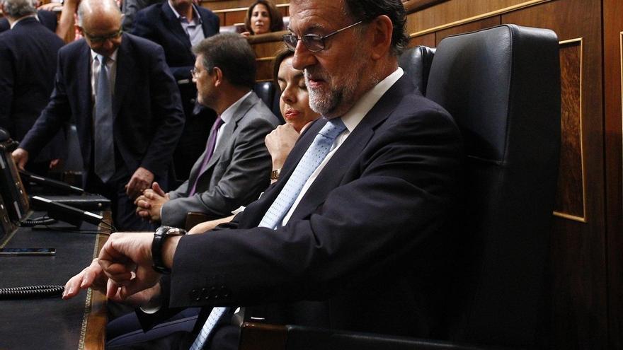 La oposición suma la mayoría para forzar la comparecencia urgente de Rajoy en el Congreso por la financiación del PP
