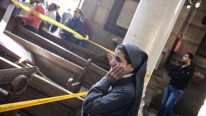 Líbano y Arabia Saudí condenan el ataque contra la catedral copta de El Cairo