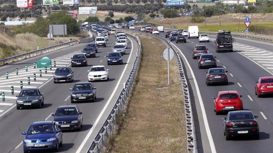 """DGT: en 2030, el 9 % de los coches europeos será de """"uso compartido o temporal"""""""