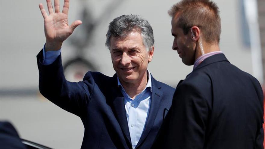 Macri invitó desde Hamburgo a llevar a Buenos Aires la lucha por mundo mejor