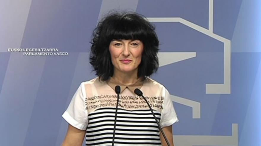 Maite Iturbe, directora de EiTB. \ Foto: EiTB
