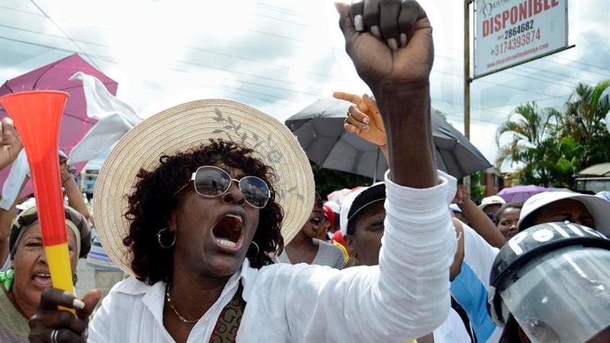 """HRW justifica los paros en Buenaventura porque esa ciudad vive una """"situación límite"""""""