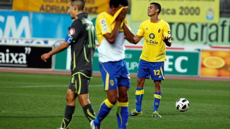 Del UD Las Palmas-Villarreal B #6