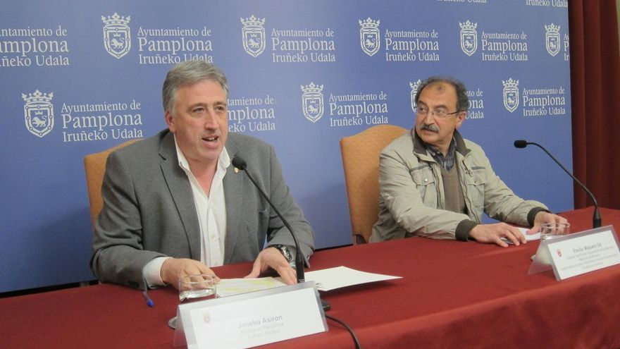 La UPNA elaborará un informe sobre la vulneración de derechos humanos durante el franquismo en Pamplona