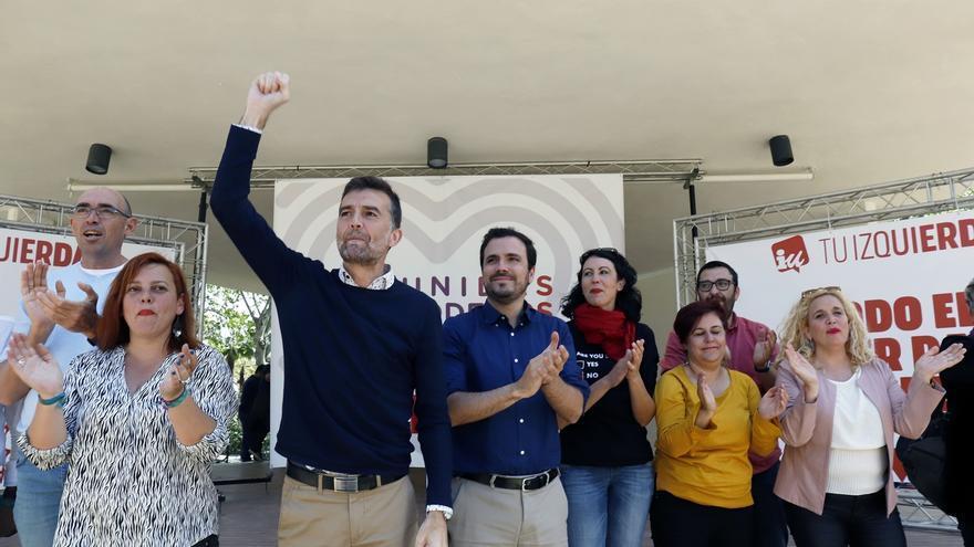 """Garzón y Maíllo llaman a la participación del votante de izquierda para """"un cambio real"""" en el país"""