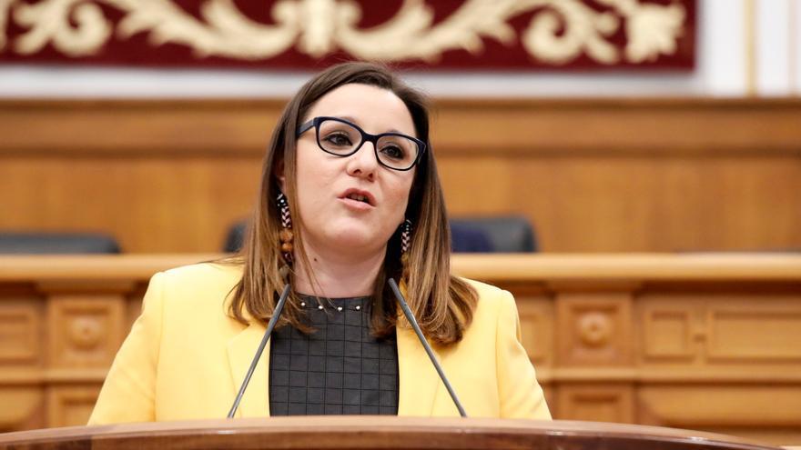 María Díaz, número 2 de Podemos Castilla-La Mancha es también vicepresidenta primera en las Cortes regionales