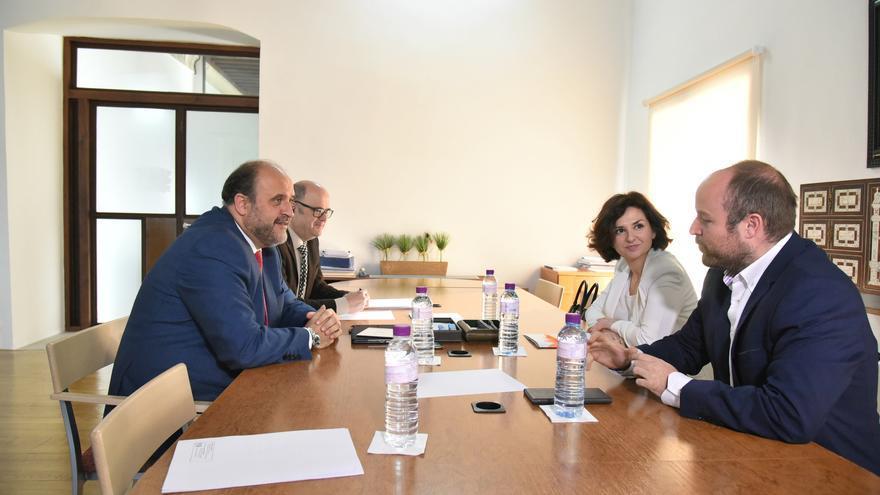 Reunión del Gobierno de Castilla-La Mancha con Ciudadanos / JCCM