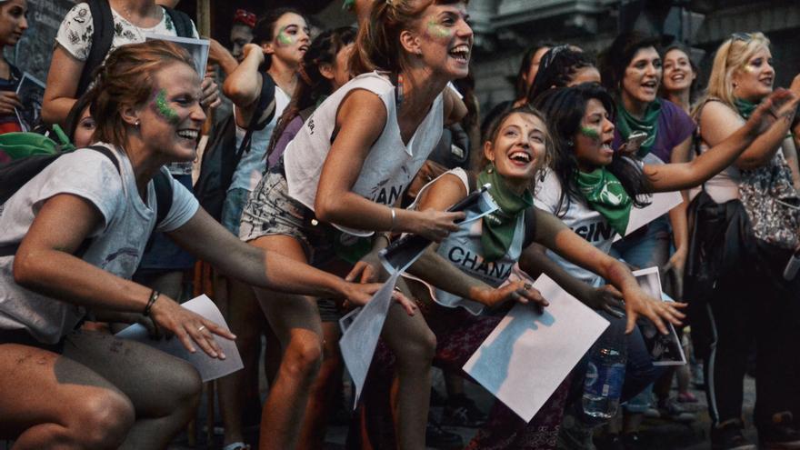 Resultado de imagen para FEMINISTAS ARGENTINA