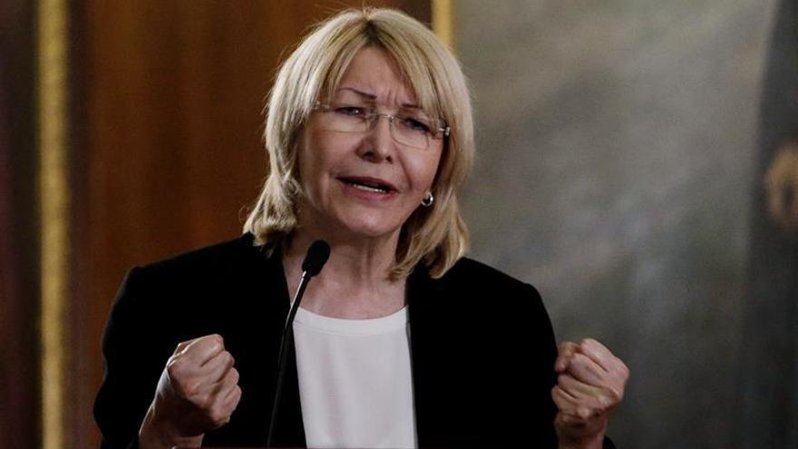 La exfiscal de Venezuela difundirá mañana nuevas pruebas contra el gobierno