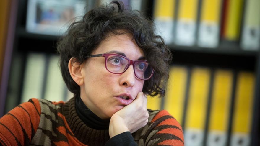 Elena Giner. Foto: Juan Manzanara.