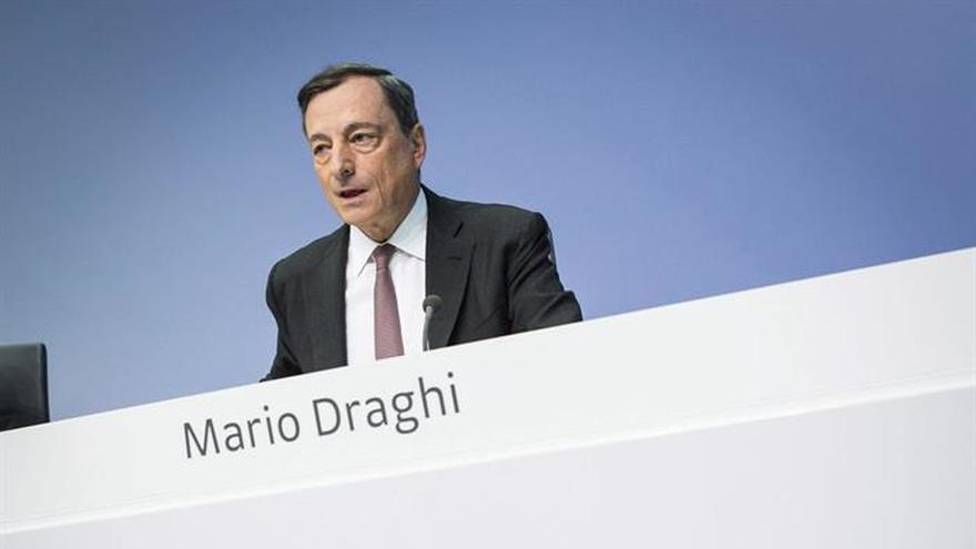 El BCE mantendrá su política monetaria ante la crisis en Turquía y Argentina