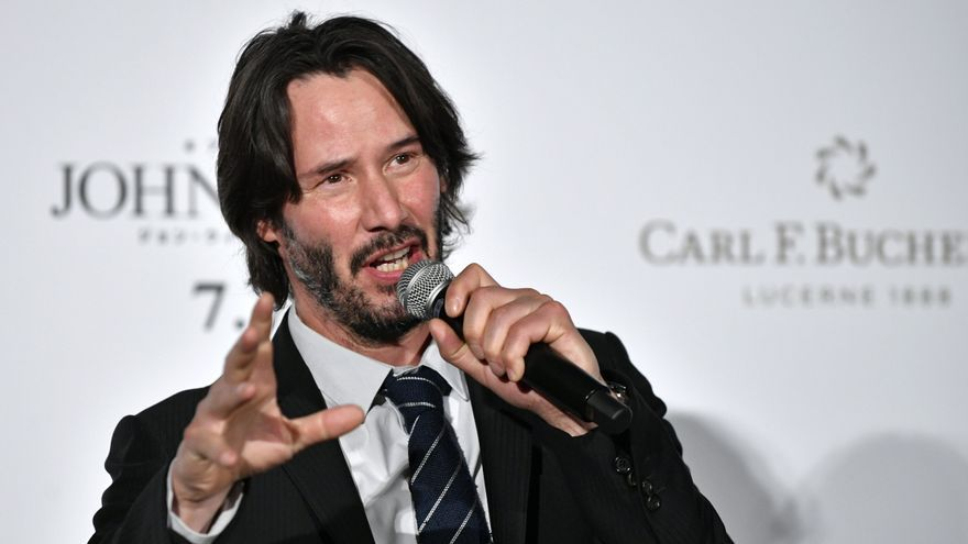 """Keanu Reeves hará para Netflix película y serie basadas en el cómic """"Brzrkr"""""""
