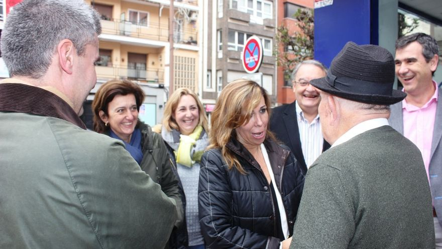 """Sánchez Camacho (PP) muestra su orgullo por sentirse catalana pero también por ser """"profundamente española"""""""