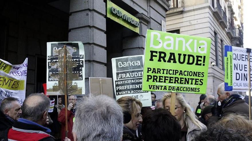Bankia se verá en los tribunales por las preferentes