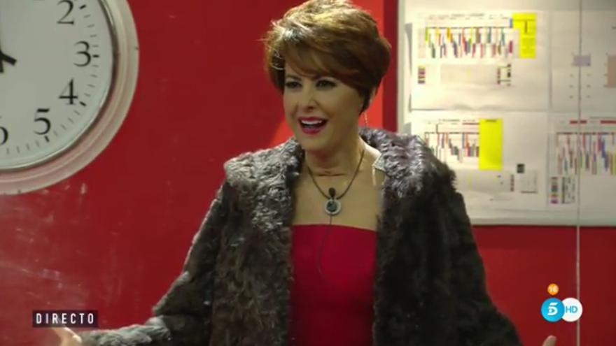 Irma Soriano en 'GH VIP'