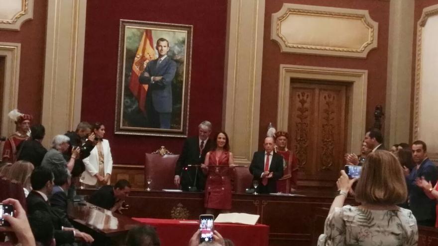 Patricia Hernández (PSOE), nueva alcaldesa de Santa Cruz de Tenrife
