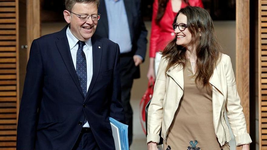 Puig: El valenciano es una lengua oficial y merece el apoyo del Gobierno